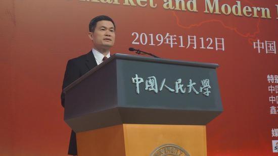 中国证监会副主席